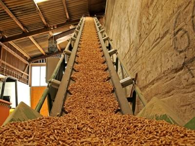 energía renovable, pellets, biomasa