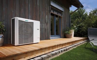 energias renovables, presupuesto, instalación equipos areotermia