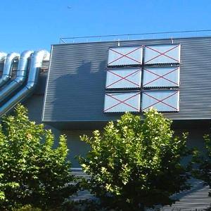 Edificio Dirección General De Tráfico